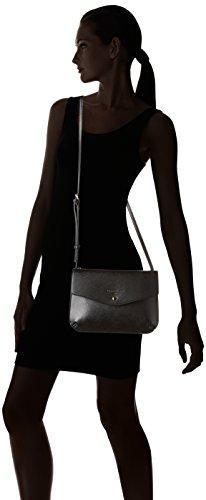 Christian Lacroix Plaza, Borsa a tracolla donna 6x20x25 cm (W x H x L) nero (noir)