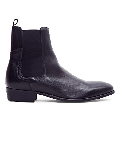 mens-h-by-hudson-watts-black-leather-formal-work-office-chelsea-boots-black-9