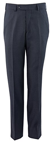 Michaelax-Fashion-Trade -  Pantaloni da abito  - Straight  - Basic - Uomo Anthrazit (20)