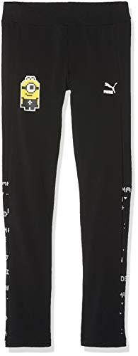 s Leggings, Cotton Black, 140 ()
