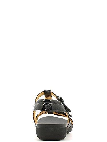 Sandalen/Sandaletten, farbe Schwarz , marke CLARKS, modell Sandalen/Sandaletten CLARKS UN VAZE Schwarz Schwarz
