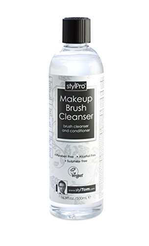 StylPro Makeup Brush Cleanser Solution - 500ml