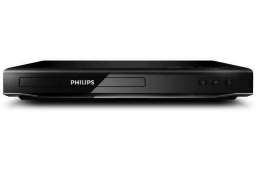 Philips DVP2800 DVD-Player (SCART, NTSC/PAL) schwarz