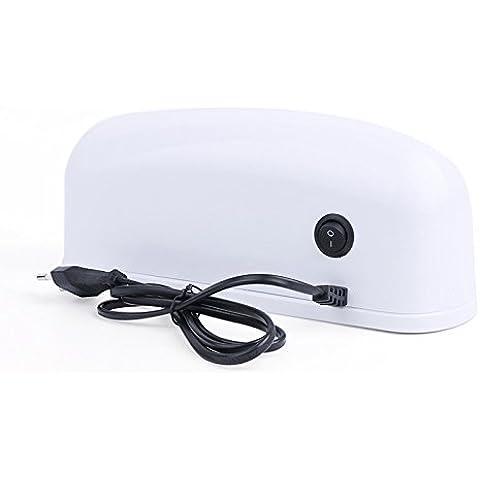 GAOMEI -9W lampada LED mini unghie gel indurente unghie asciugatrice