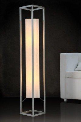 Invicta Interior Agapune Exzeptionelle Stehlampe weiß 125cm von Invicta Interior auf Lampenhans.de