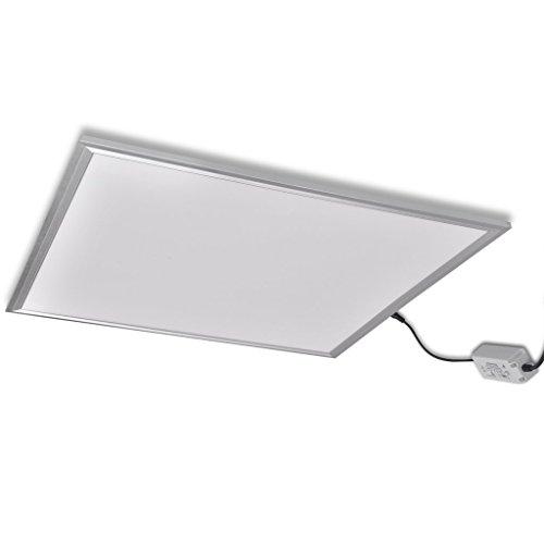 Preisvergleich Produktbild Festnight LED-Leuchte LED Panel Deckenleuchte Deckenlampe Beleuchtung 60x60cm 40W 3000K Warmweiß