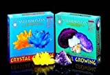 Citrine and Aquamaring Crystal Growing Kit From The Smithsonian Institute best price on Amazon @ Rs. 3182