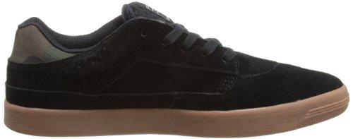 Globe The Delta, Chaussures de skate homme Noir (Black/Camo 10180)