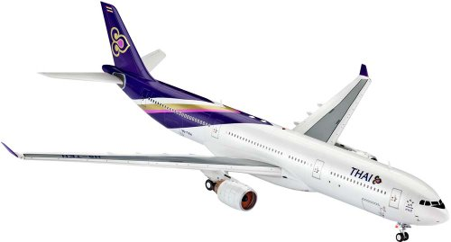 Revell 04870 - Airbus A330-300 Thai Airways Kit di Modello in Plastica, Scala 1:144