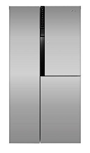 LG Electronics GS 9366 PZQZM Side-by-Side Kühl-Gefrier-Kombination ...