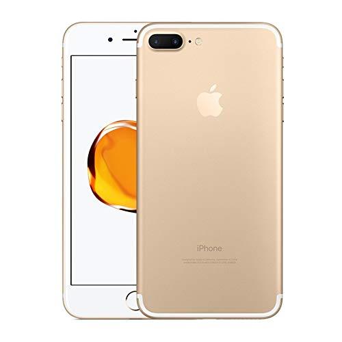 APPLE IPHONE 7 PLUS 128GB GOLD - ORO RICONDIZIONATO GRADE A+++ GARANTITO 1 ANNO (Refurbished)