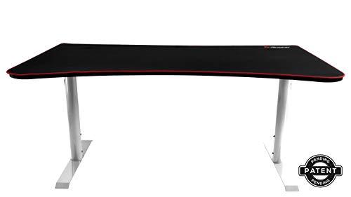 Arozzi Arena Color Blanco - Escritorio (Metal, Color Blanco, 80 kg ...