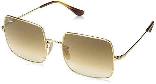Ray-Ban Unisex-Erwachsene 0RB1971 Sonnenbrille, Grau (Gold), 54.0
