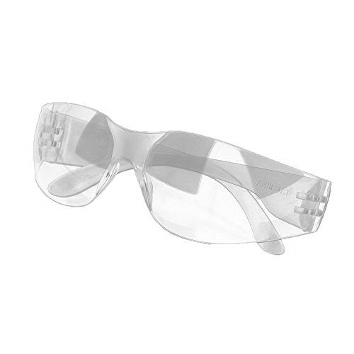 Schutzbrille - SODIAL(R) Anti-Beschlag Schutzbrille, Schutzbrille, Laborbrille Wind und Staub medizinisch oder Outdoor Verwendung