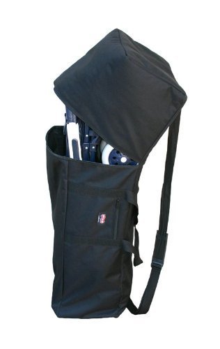 jl-childress-padded-umbrella-stroller-travel-bag-black-color-black-baby-babe-infant-little-ones