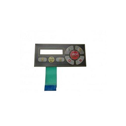 Zucchetti : clavier Robot Ambrogio L200 Basic - Deluxe - Evolution - Elite