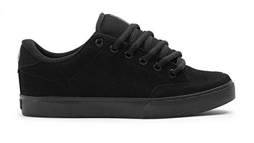 CIRCA Scarpe Lopez 50 Black/Black/Synthetic Skate Surf AI18