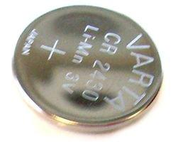 MARQUE VARTA - 1 PILE CR2430 - LITHIUM 3V