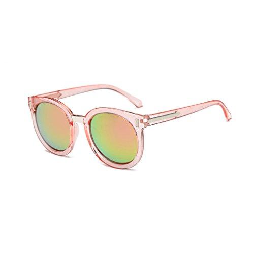 Provide The Best Klassische Runde Sonnenbrille Frauen PC Rahmen Pfeile Sonnenbrillen UV400 Brillen
