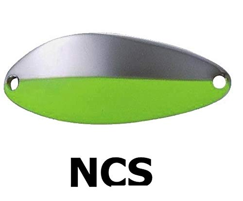 Maurice Sporting Goods 2/5Oz Ni / Diagramm Löffel C200/Ncs Lure Fishing Kits