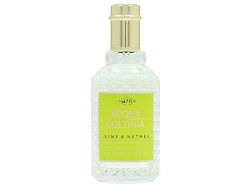 4711 Acqua Colonia Lime & Nutmeg Eau De Toilette Spray - 50 ml
