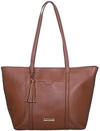 Caprese Candice Women's Tote Bag (Brown)