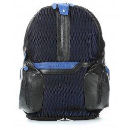 Piquadro CA2943OS06/BLU Coleos Wow Zaino, Blu