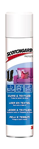Scotchgard 99833 Textile Leather Protector, Bianco