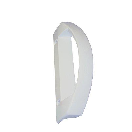 ORIGINAL Türgriff weiß Griff Kühlschrank Gefrierschrank Electrolux AEG 206280801