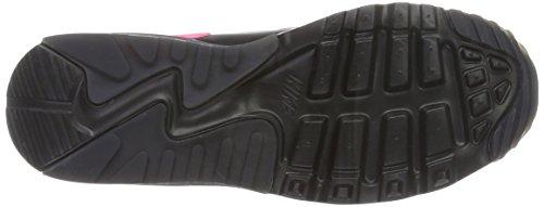 Nike Air Max 90 Ultra Se (Gs), Chaussures de Running Entrainement Femme Noir