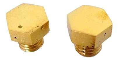 royal erado gear box oil nut for royal enfield (brass,set of 2) Royal Erado Gear Box Oil Nut for Royal Enfield (Brass,Set of 2) 31FssnZLGQL