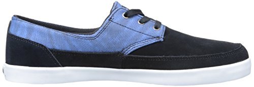 Emerica  The Troubadour Low,  Scarpe da skateboard uomo Blu (Bleu (Navy/Blue 421))