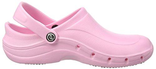 Toffeln  Eziklog, Chaussures de sécurité pour homme Rose (Pink)