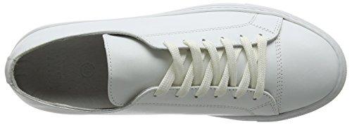 Scarpe Di Legno Legno Herren Alex Scarpa Sneaker Bianco (bianco)