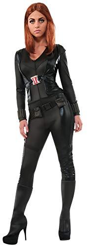 Kostüm Schwarze Witwe Captain America: The Winter (Captain America Kostüm Schwarz)