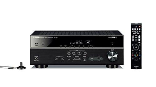 Yamaha HTR-4069 Musiccast AV-Receiver (baugleich mit RX-V481) Black (Aventage Yamaha)