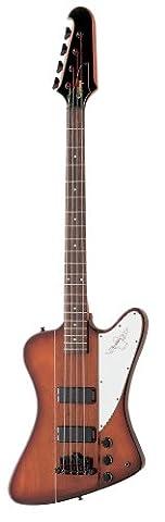 Epiphone Thunderbird-IV (Reverse) (Elektrische Bass-Gitarre, Erlenholz Korpus, Ahornhals)