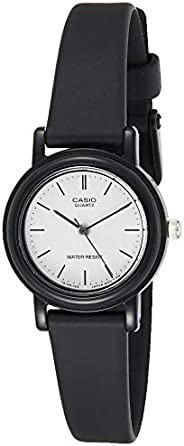 Casio Casual Watch Analog Display Quartz For Women Lq139Bmv-7E, Black Band