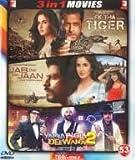 Ek Tha Tiger/Jab Tak Hai Jaan/Yamla Pagl...