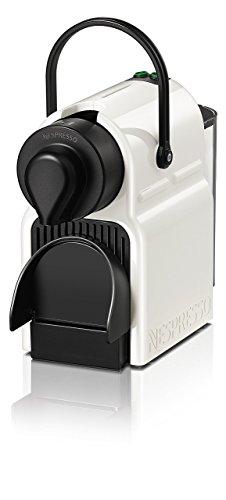 Krups Inissia XN100110 Macchina per caffe Nespresso, colore bianco