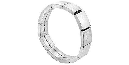 pointus-cinturino-godiva-metallo-placcato-argento-60