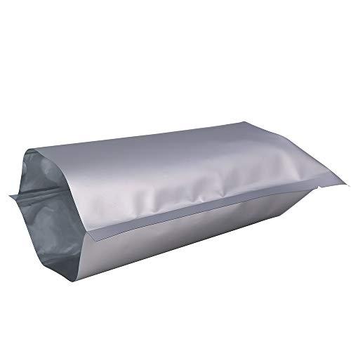 Mylar-Frischhaltebeutel 30x 1L Größe (25,4x 35,6cm) Mylar 5.1ml-25cm x 35cm-Langzeitlagerung-Fresherpack - 1 Gallone Licht