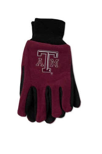 Team-basketball-uniformen (Texas A & M bicolor Handschuhe)