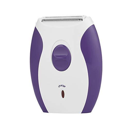 OD.zepp Elektrischer Haarentferner für Frauen - Schmerzloser Lady Shaver Elektrischer Haarentferner Mini Women Rechargeable Portable Shaver für Gesicht, Beine, Achselhöhlen und Bikini -