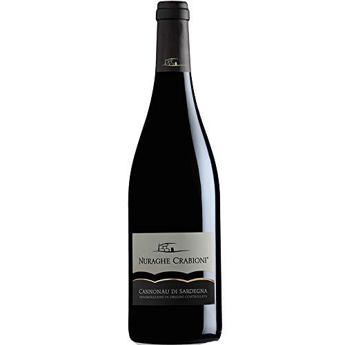 Cannonau di Sardegna | Nuraghe Crabioni | Vino Rosso di Sardegna | Idea Regalo