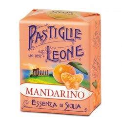 PASTILLES DESALTERANTES MANDARINE - PRODUIT ARTISANAL ITALIEN