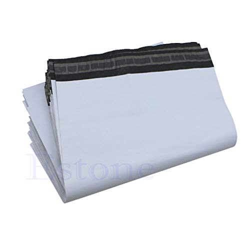 55cac59777 zrshygs Courier Bags For Deliveries 100Pcs 20   34cm Poly Mailer Plastic  Shipping Mailing Bags Envelope