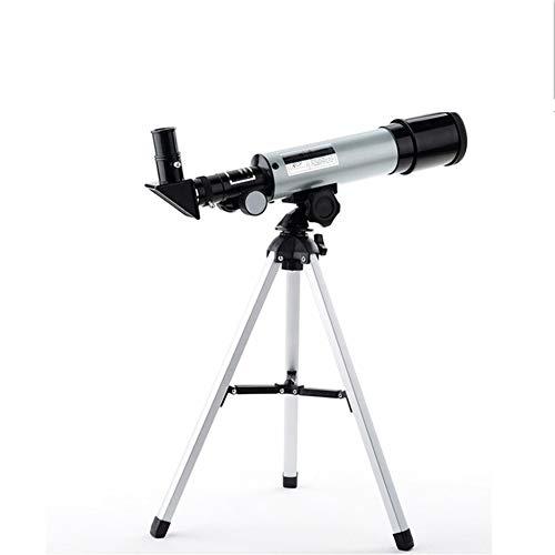Access Astronomical Telescope - Beobachtungsspiegel Monokular Student Kindergeschenk Silber