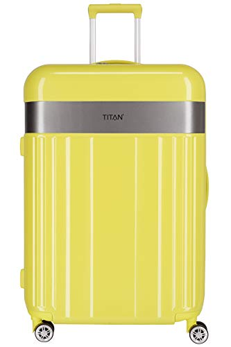 "TITAN Gepäckserie ""Spotlight Flash"" koffer , 76 cm, 102 L, Lemon Crush"