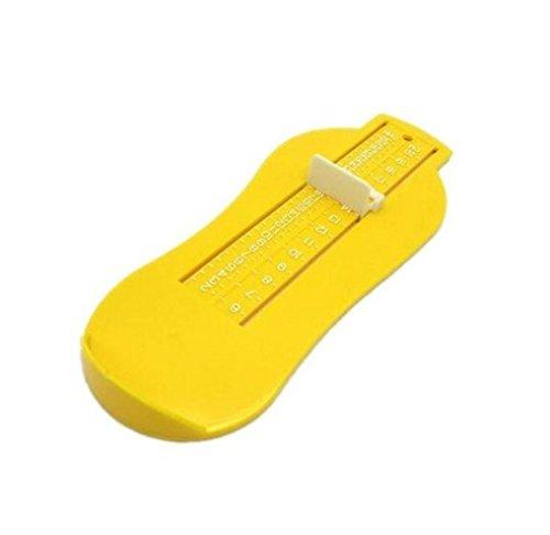 HKFV Kinder Baby Fuß Schuh Größe Maß Werkzeug Säugling Gerät Lineal Kit Messen von Fuß zu Hause Baby Fuß Länge Messung Lineal - Fuß Kit Zu Zu Hause